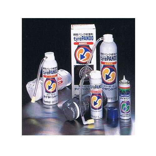 Threebond Tire And Pando C Instant Puncture Repairing Agents